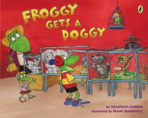 Froggy Gets a Doggy PDF