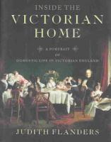 Inside the Victorian Home PDF