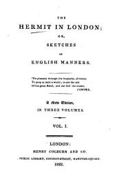 The hermit in London; or, Sketches of English manners [by F. M'Donogh].