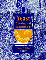 Yeast Physiology and Biotechnology PDF