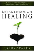 Breakthrough Healing PDF
