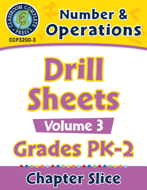 Number   Operations   Drill Sheets Vol  3 Gr  PK 2