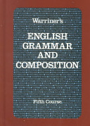 Warriner s English Grammar and Composition PDF