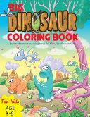 Big Dinosaur Coloring Book