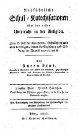 Darstellung der Pflichten gegen Gott, in so fern sie die Vernunft eingibt: 2. Th3. Bd