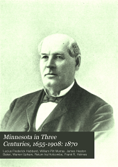 Minnesota in Three Centuries, 1655-1908: 1870