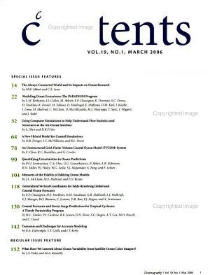 Advances in Computational Oceanography PDF