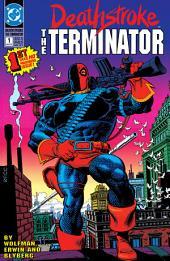 Deathstroke (1994-) #1
