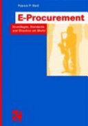 Handbuch E Procurement