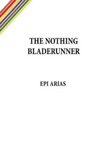 The Nothing Bladerunner Book
