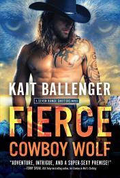 Fierce Cowboy Wolf
