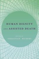 Human Dignity and Assisted Death PDF