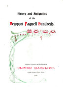 Download History and Antiquities of the Newport Pagnell Hundreds Book