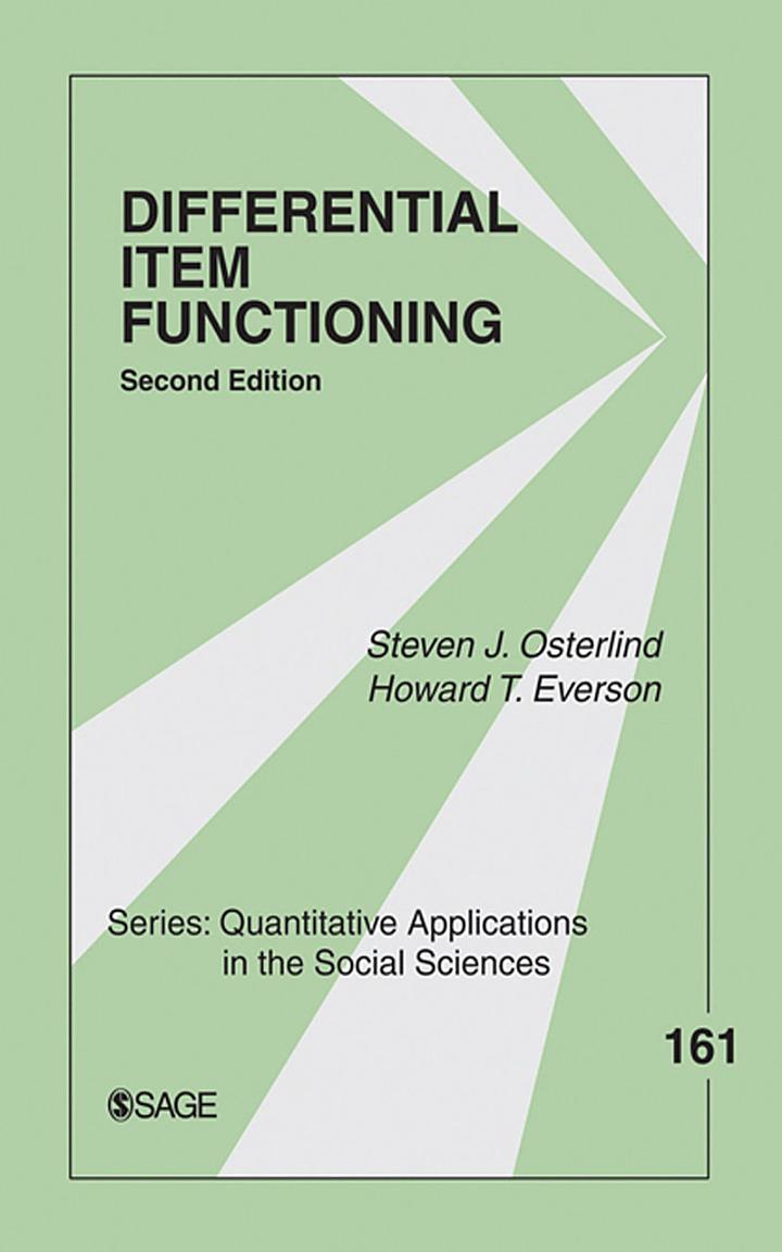 Differential Item Functioning