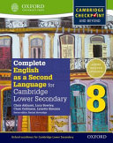 Complete English as a Second Language for Cambridge Lower Secondary PDF