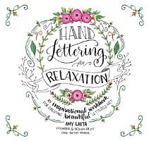 Hand Lettering for Relaxation PDF