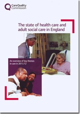 The State of Health Care and Adult Social Care in England in 2011 12 PDF