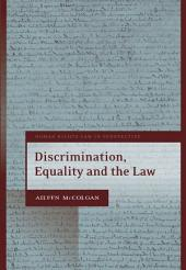Discrimination, Equality and the Law
