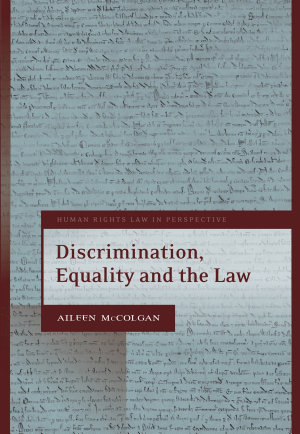 Discrimination  Equality and the Law