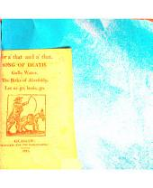 For a' that and a' that [by R. Burns]. Song of death [&c.].