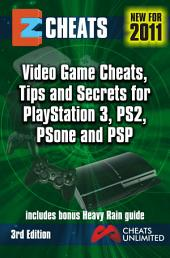 EZ Cheats PlayStation 3: Psp
