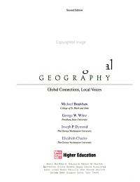 Contemporary World Regional Geography Book PDF