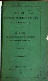 Bulletin de la Société et de la Station agronomique: Volumes9à11