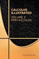 Calculus Illustrated  Volume 1  Precalculus PDF