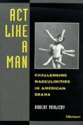 Act Like a Man
