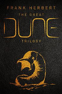 The Great Dune Trilogy Book
