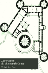 Description du Chateau de Coucy