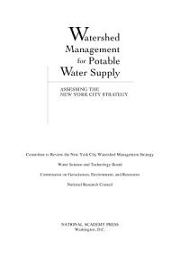 Watershed Management for Potable Water Supply