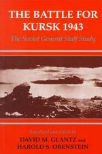 The Battle for Kursk, 1943