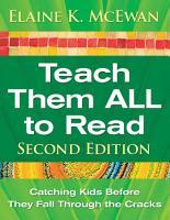 Teach Them ALL to Read PDF