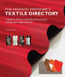 The Fashion Designer s Textile Directory PDF