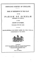 Book of Reference to the Plan of the Parish of     PDF