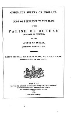 Book of Reference to the Plan of the Parish of