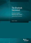 The Bluebook Uncovered PDF