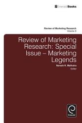Review Of Marketing Research Book PDF