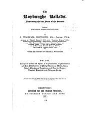 The Roxburghe Ballads: Volume 7