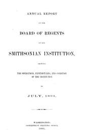 Report of the Board of Regents