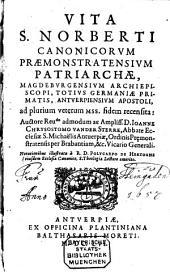 Vita Sancti Norberti