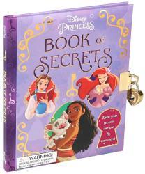 Disney Princess Book Of Secrets Book PDF
