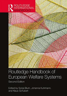 Routledge Handbook of European Welfare Systems PDF