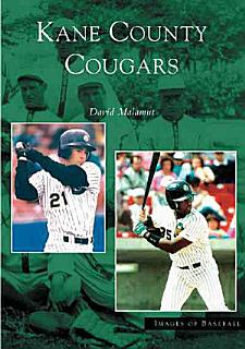 Kane County Cougars Book