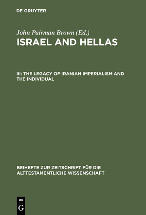 The Legacy of Iranian Imperialism and the Individual PDF