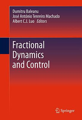 Fractional Dynamics and Control PDF