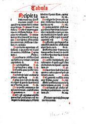 Confessionale d[omi]ni Antonini archiepiscopi Florentini