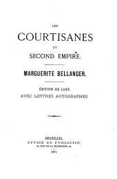 Les courtisanes du second empire: Volume2