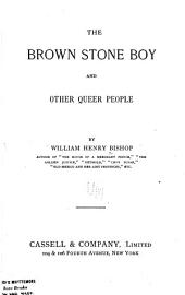 The Brown Stone Boy: And Other Queer People